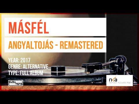 Másfél - Angyaltojás (Remastered) - (FULL ALBUM)