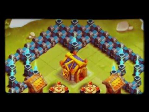 Castle Clash|town Hall 17 Corner Base