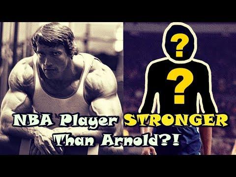 The NBA Player Who Was STRONGER Than Arnold Schwarzenegger?!