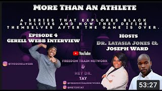 More Than An Athlete Episode 4