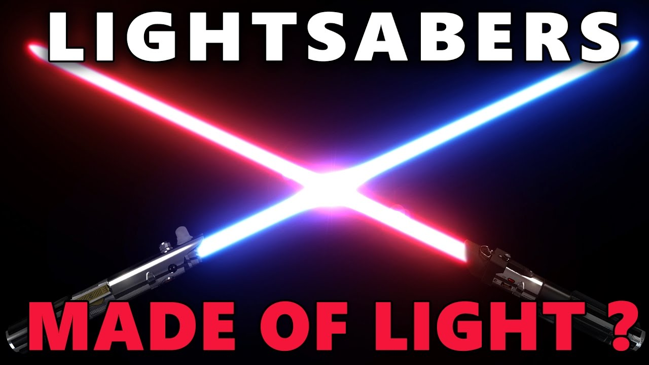 The Physics Of Lightsabers Stopping Light Photonic Molecules