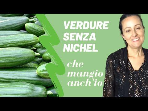 Verdure Senza Nichel: Ecco 18 Verdure Che Mangio Senza Problemi