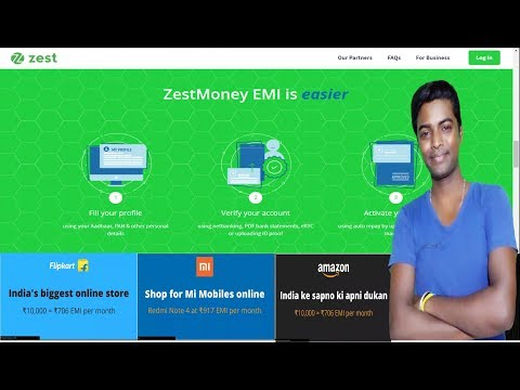 What is Zest Money ? || How to use & Register || Explained in Hindi