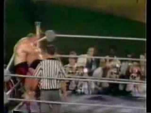 Andre the Giant vs Chuck Wepner