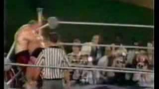 Andre the Giant vs. Chuck Wepner