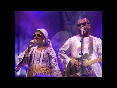 Amadou & Mariam @ Koko - London 24.5.2017