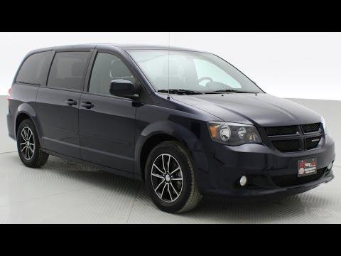 2015 Dodge Grand Caravan R/T w/ Dual DVD's | ridetime.ca
