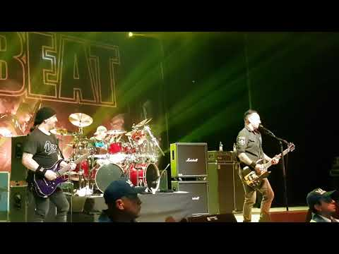 Volbeat NEW SONG / The Parasite (Chile 2018)