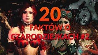 20 FAKTÓW O CZARODZIEJKACH #2 - Fakty o postaciach #27