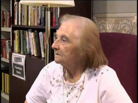 Rosemarie Conlon, nee: Schneider, Technical Corporal, US Army, World War Two