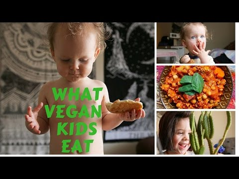 What VEGAN Gluten-Free KIDS Eat (+ Unboxing Kids Yoga Clothes)