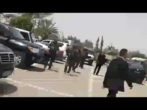 تطاوين : يوسف الشاهد يغادر الولاية تحت حالة من الغليان و شعار ديقاج