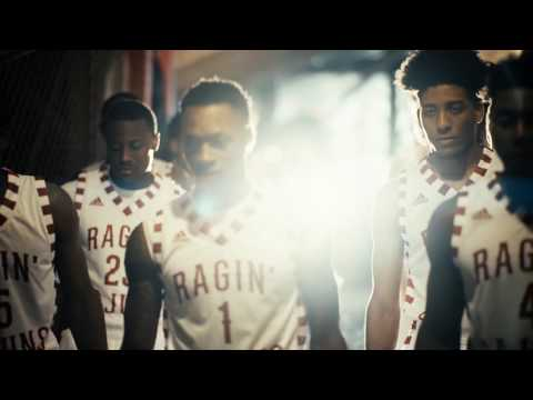 2016 Louisiana Ragin Cajuns mens basketball intro