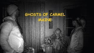 """GHOSTS HAUNTINGS"" Clips of Activity"