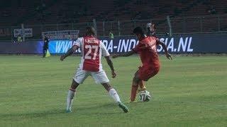 Highlights Persija Jakarta - Ajax