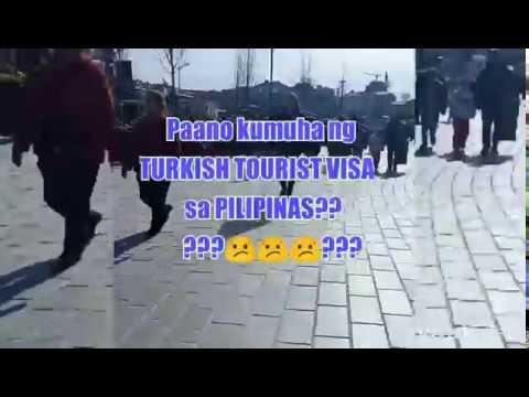 TURKISH TOURIST VISA For PHILIPPINE (paano Kumuha Ng Turkish Tourist Visa Sa Pilipinas??)