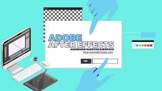 CURSO BÁSICO ADOBE AFTER EFFECTS Parte 2 - DIA 44 #100CreativeDays