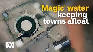 'Magic', 'medicinal' water keeping tourists and towns afloat | The Pool