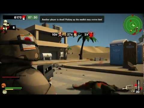 Foreign Legion: Multi Massacre City 10min - HD Gameplay