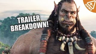 WARCRAFT Trailer Breakdown! (Nerdist News w/ Jessica Chobot)