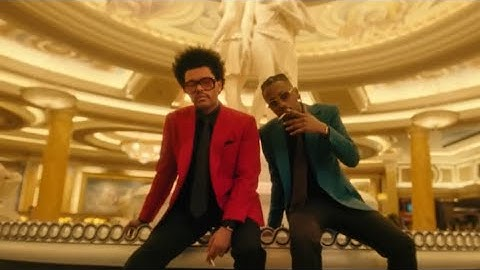 "The Weeknd ""Blinding Lights"" (Music Video)"