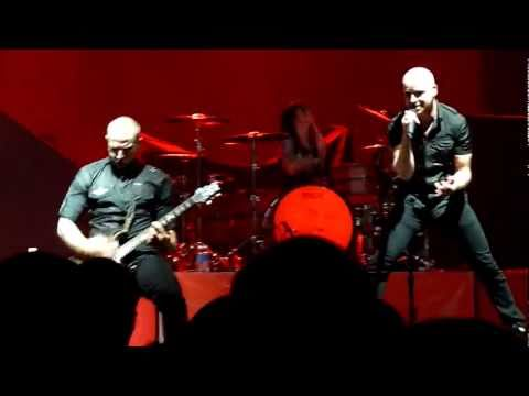 "Red Live ""Breathe Into me"" la Crosse Wi 05-12-2011"
