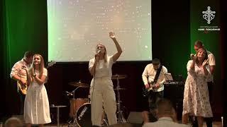 Благословлю Господа | група прославлення NGLviv | вокал Аліна Чернявська