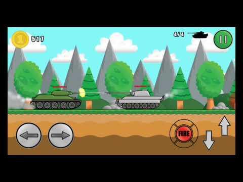 """Обзор на игру """"Tank Attack 2""""."""