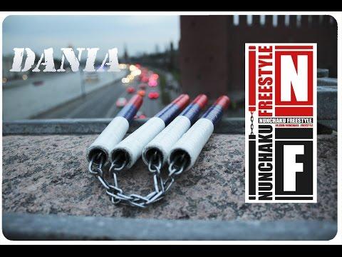 NUNCHAKU FREESTYLE - Danil Mushinsky