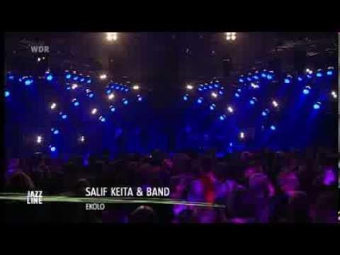 Salif Keita LIVE Germancy Leverkusener Jazztage 2010