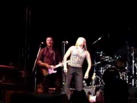 Brenda White al Blues in Town 2005