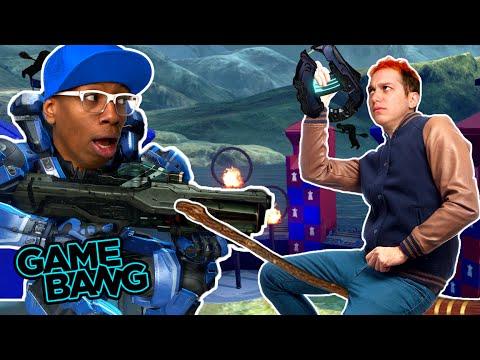 HALO 5 QUIDDITCH (Game Bang)