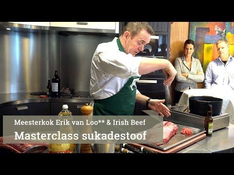 Sterrenstoof: Erik van Loo** stooft Ierse sukade