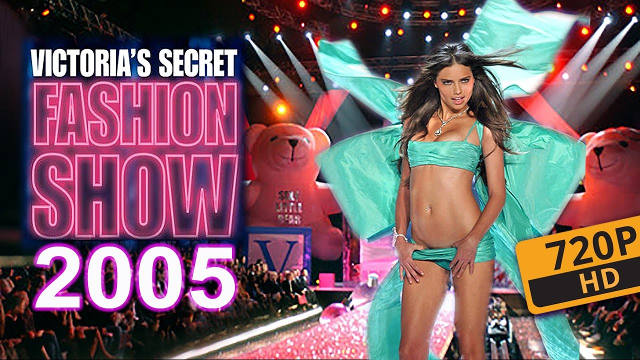 Download Victoria's Secret Fashion Show 2005   Widescreen HD 720P 2Cam Edit, FULL Show VS Angels   FS ARCHIVE