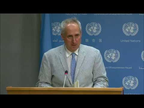 UN Chief condemns attack in Israel & other topics - Daily Briefing (14 July 2017)