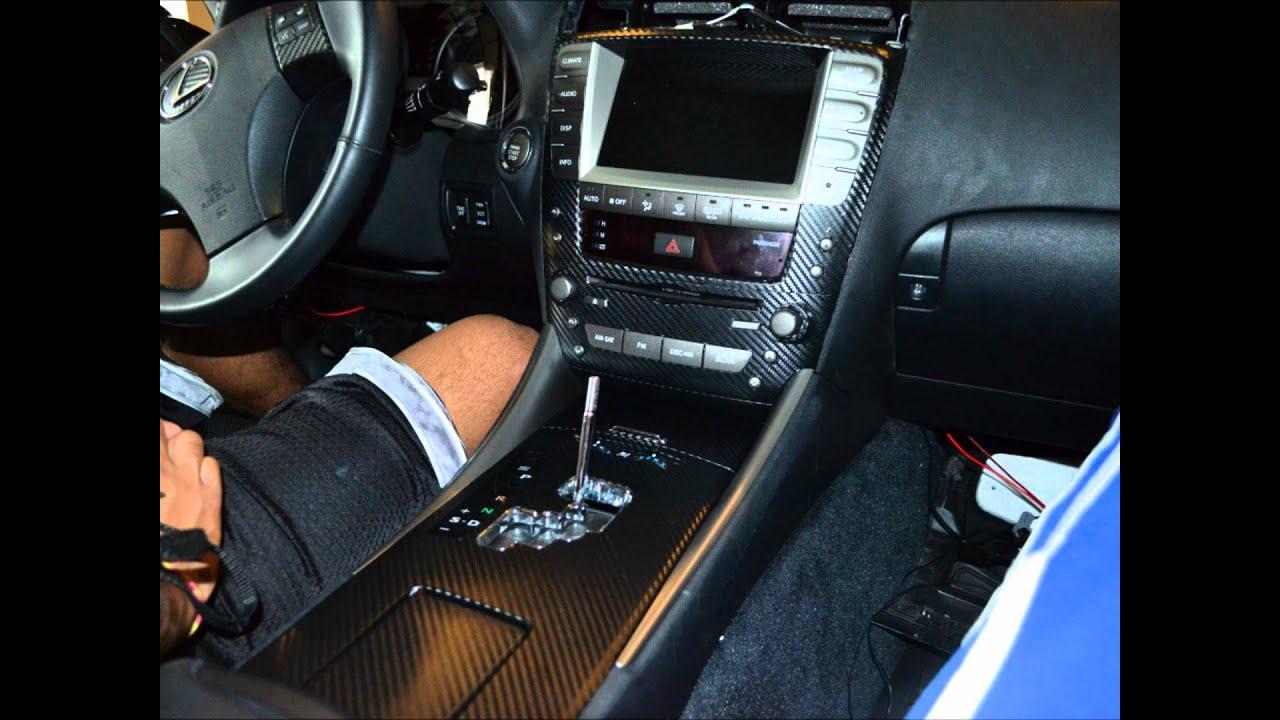 Lexus Is350 Mods Wmv Youtube