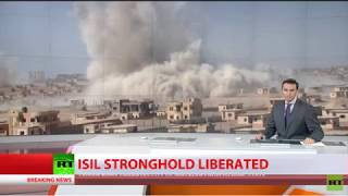 WW3 BREAKING NEWS:SYRIAN TROOP CAPTURE ISIS STRONGHOLD AL-MAYADEEN AND MAJOR CITY.