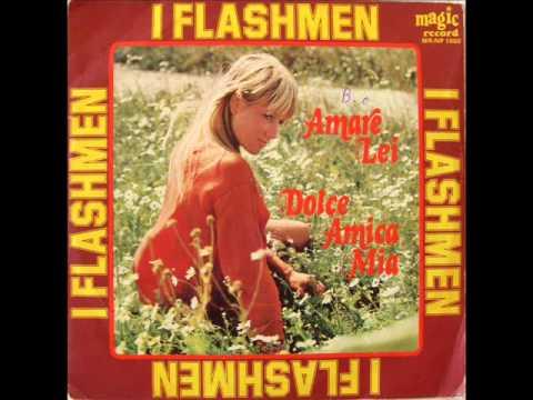 I FLASHMEN        AMARE LEI        1975