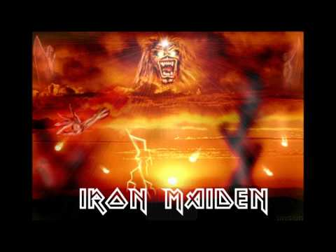 Iron Maiden- Face In The Sand [Instrumental Karaoke Version]