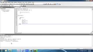 Repeat youtube video Keil c - Bài 1: Hướng dẫn tạo file hex và mô phỏng bằng proteus