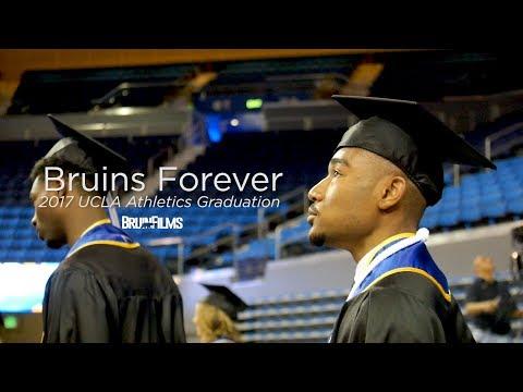 2017 UCLA Athletics Graduation