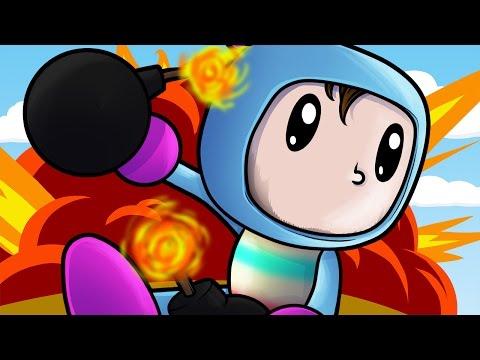 Bomberman Rage! - Super Bomberman R Multiplayer on Nintendo Switch