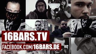 King Amx feat. B-Tight, Chefket, Massaka, Big Baba, Mc Bogy u.v.m. - 030 Hauptstadt (16BARS.TV)