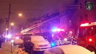 newark third alarm house fire audio 2 13 14