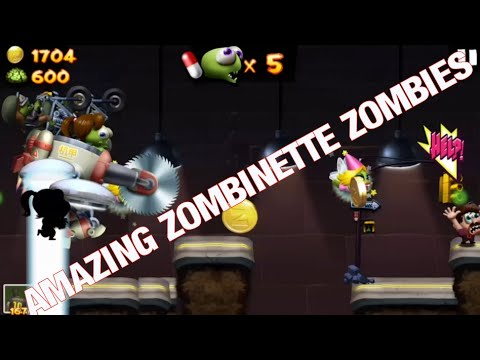 Download Zombie Carnaval: Let's Start With 500 Zombinette
