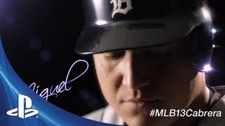 "MLB 13 Cover Showdown | Miguel Cabrera ""Telenovela"""