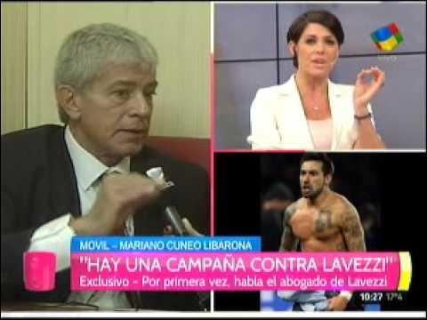 El descargo del abogado de Lavezzi y el desafío del Dipy