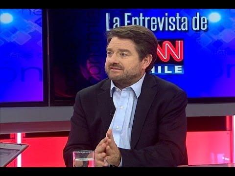 Claudio Orrego conversó sobre la marcha de la CUT y la Cones