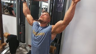 Old-School Back Workout for THICKNESS