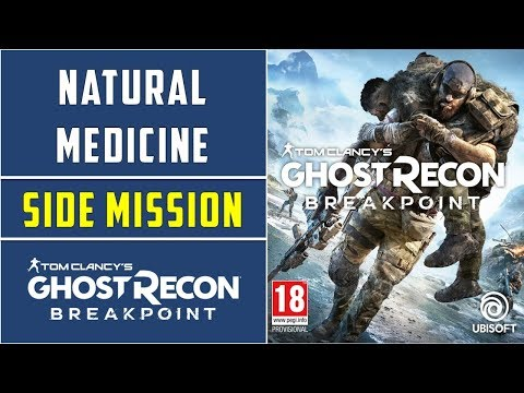 Natural Medicine | Side Mission | Ghost Recon Breakpoint
